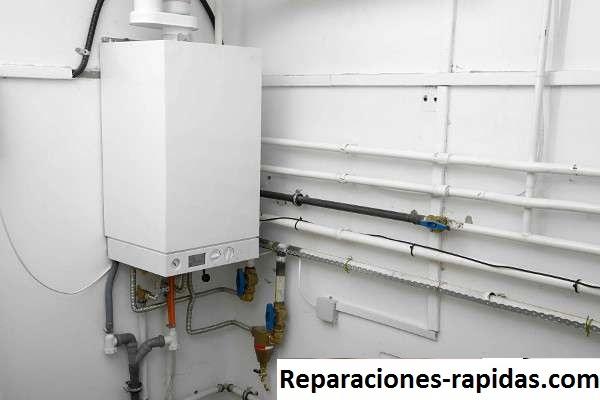 calentador gas bilbao