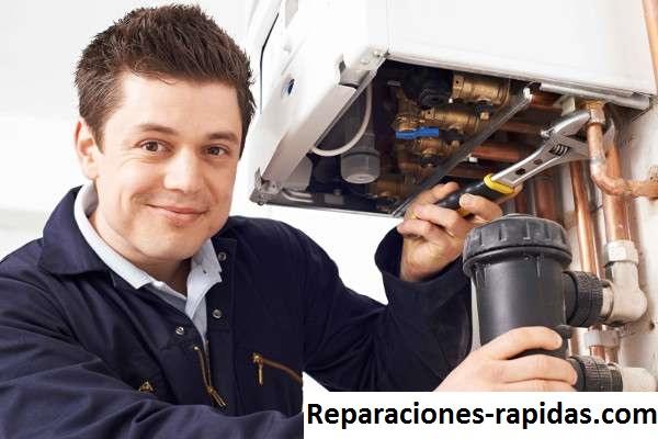 reparaciones calentadores de gas