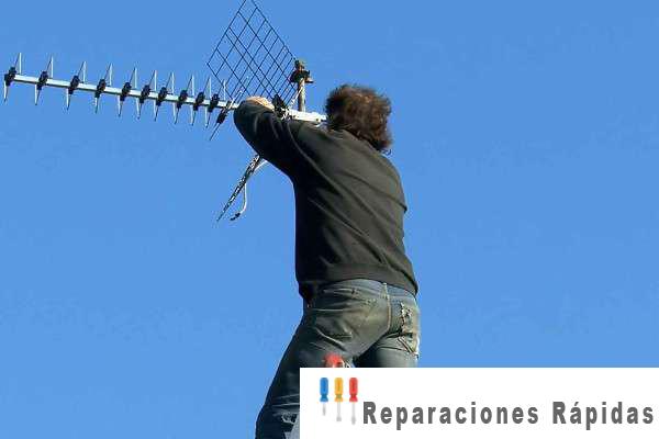 antenas para tv Gijón