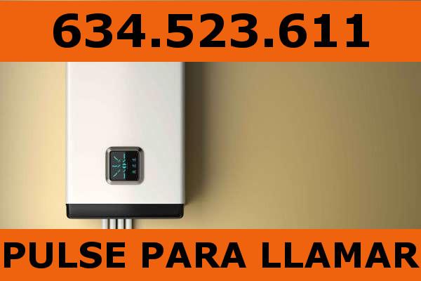 caldera de gas Madrid