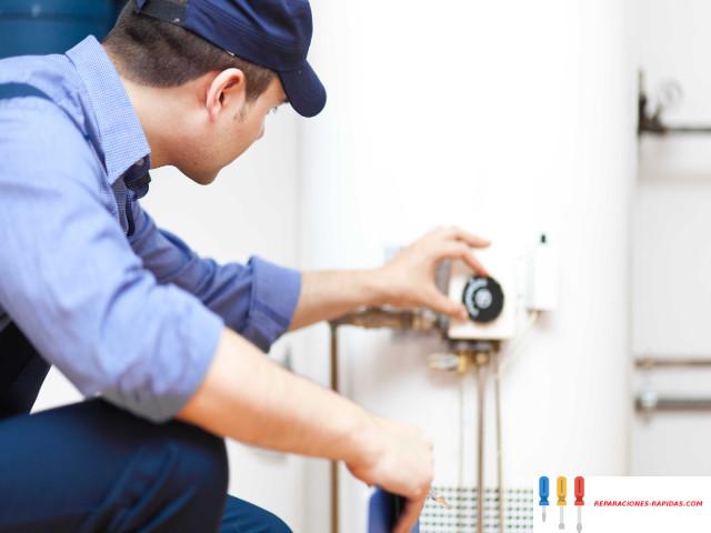 reparar termo electrico Barcelona