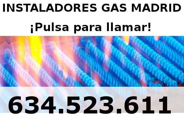 gas madrid