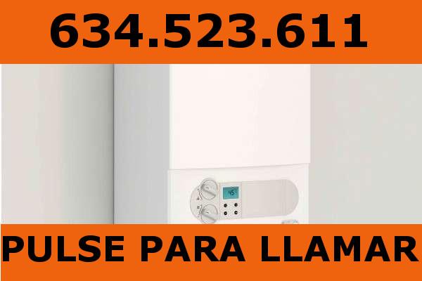 termos electricos horizontales Malaga