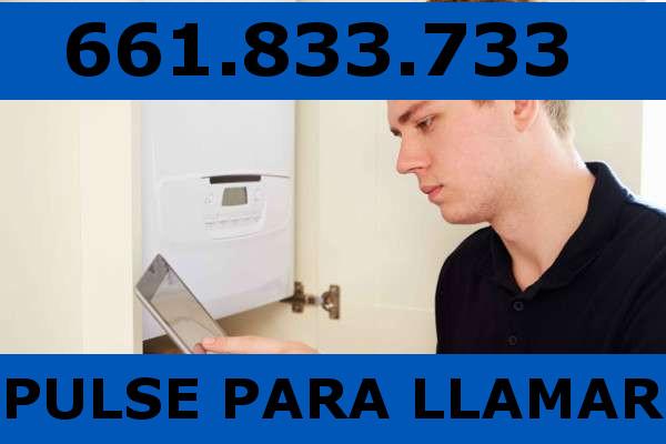 reparar termos electricos Pamplona